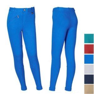 Pantalone cotone bimbo Jodhpur