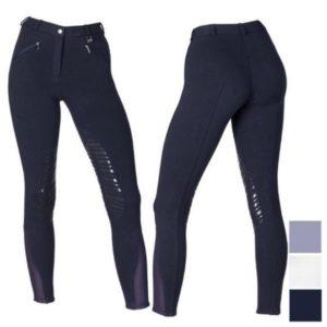 Pantalone Winner donna con grip in silicone