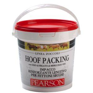 Hoof Packing Pearson, Impacco per fettoni 1 kg